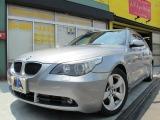 BMW 525i ツーリング ハイラインパッケージ