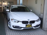 BMW 320d ツーリング