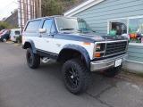 フォード ブロンコ XLT