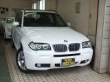 BMW X3 3.0si Mスポーツパッケージ