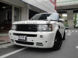 ランドローバー レンジローバースポーツ スーパーチャージド 4WD
