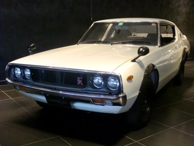 日産 スカイラインGT-R  ケンメリGT-R本物・極上車