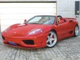フェラーリ 360スパイダー F1