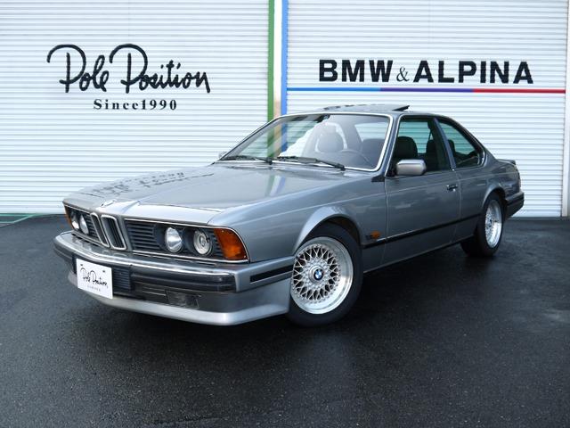 BMW 635 CSi  後期モデル オールペン済み BBS