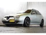 アルファロメオ アルファ156スポーツワゴン ツインスパーク セレスピード