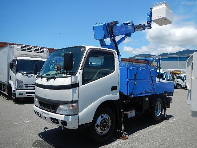 日野 デュトロ 高所作業車 H18 SS10A 9.7M 電工仕様