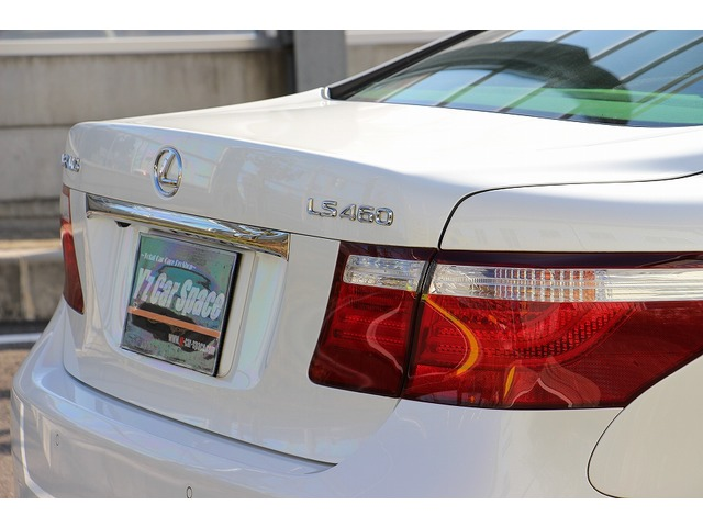 レクサス LS460