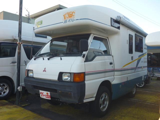 三菱 デリカトラック GL ★バンテック製JB470 4WD5MT★