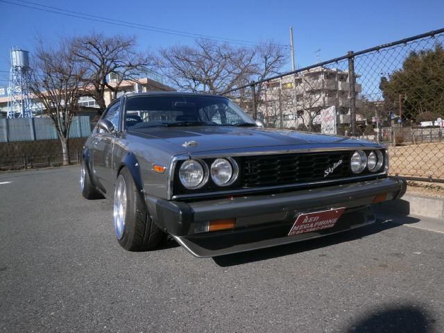 日産 スカイライン 2000 GT ジャパン 前期 3.0L