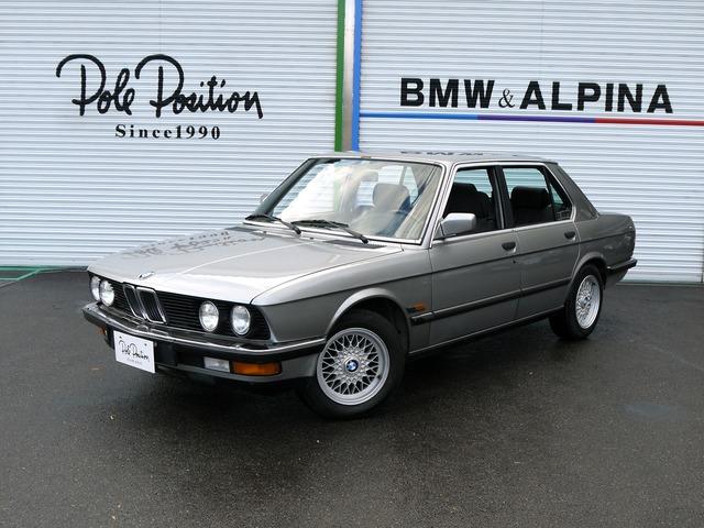 BMW 520i  貴重車