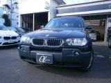 BMW X3 2.5i スポーツパッケージ