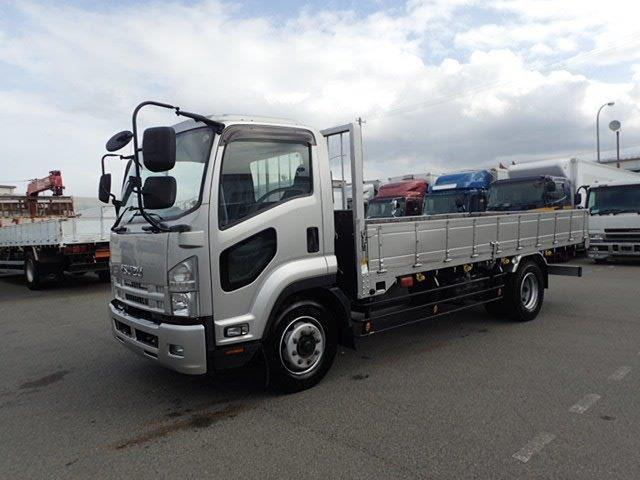 いすゞ フォワード トラック H23 平 増t 8.7t 荷L528