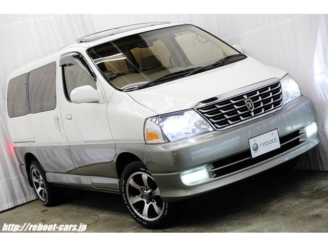 トヨタ グランドハイエース リミテッド エクセレントエディション パワースライドドア 4WD