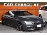 BMW 650iクーペ Mスポーツパッケージ