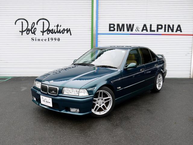 BMW 320i  シュニッツアー仕様 内装張替え済み