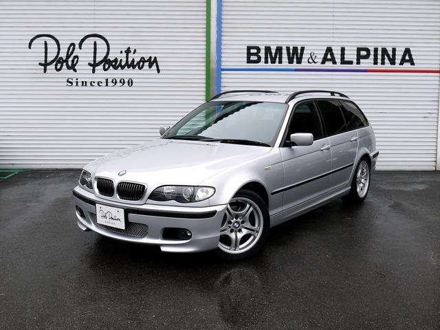 BMW 325iツーリング Mスポーツ 禁煙車 フルオリジナル無改造 極上