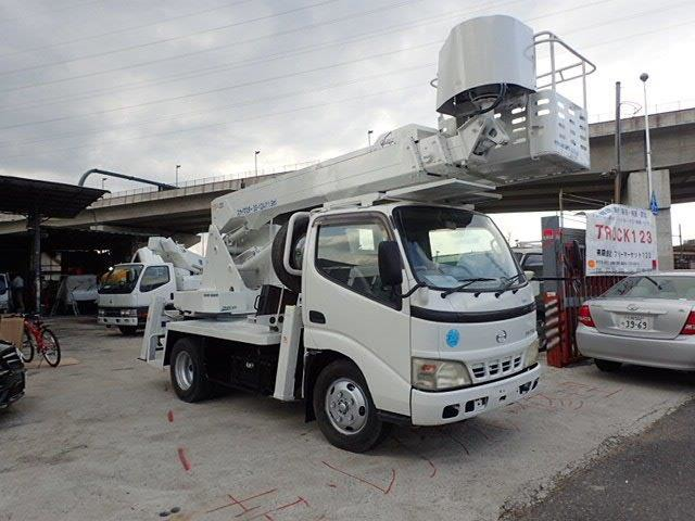 日野 デュトロ 高所作業車 H15 SS12A 11.9m アイチ