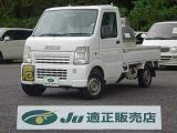スズキ キャリイ KC エアコン・パワステ 3方開 4WD