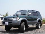 トヨタ ランドクルーザープラド 3.4 TZ 4WD