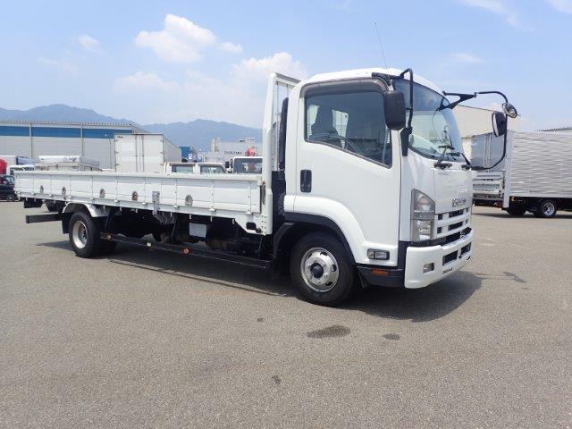 いすゞ フォワード トラック H25 平ボディ 3.9t 7.8万km