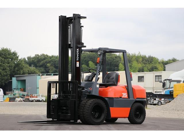 トヨタ /その他 トヨタ  トヨタ 3.5トン サイドシフト