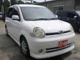 トヨタ シエンタ 純正エアロ HDDナビ 車検2年 保証付
