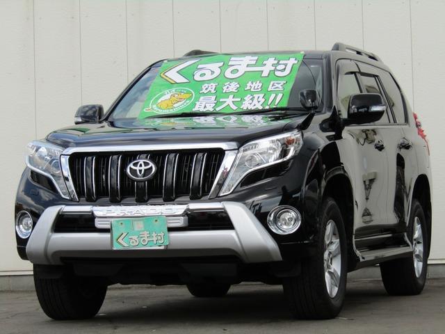 トヨタ ランドクルーザープラド 2.7 TX 4WD 【SUV-PG★ディーゼルTB】