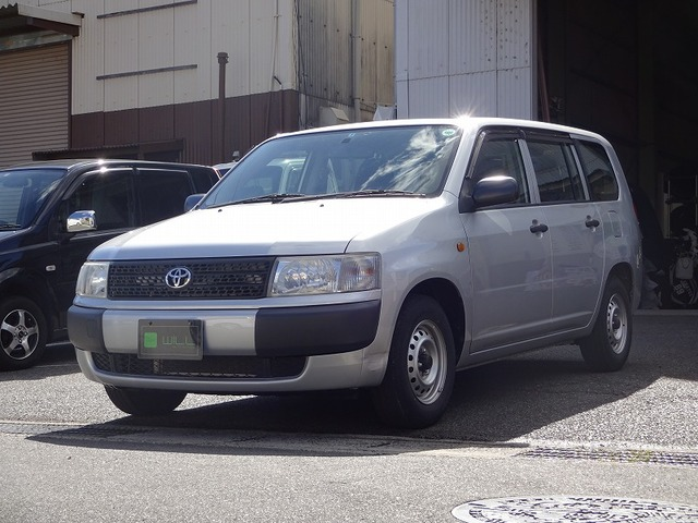 トヨタ プロボックスバン 1.3 DX コンフォートパッケージ ETC 車検付き キーレス フロアマット