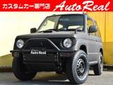 三菱 パジェロミニ アニバーサリー リミテッド V 4WD