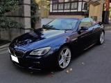 BMW 650iカブリオレ Mスポーツ