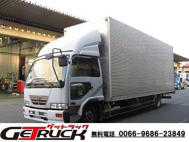 UDトラックス コンドル  H14UD4tワイドバン シャッター式