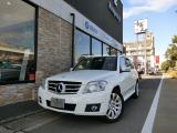 メルセデス・ベンツ GLK300 4マチック 4WD