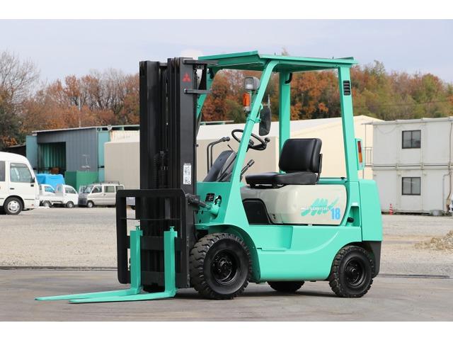 三菱 /その他 三菱  フォークリフト 1.8トン タイヤ新品