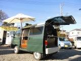 サンバーディアス クラシック 移動販売車 タイミングベルト交換済み