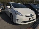 トヨタ プリウスα 1.8 S ウェルキャブ 助手席リフトアップシート車 Aタイプ