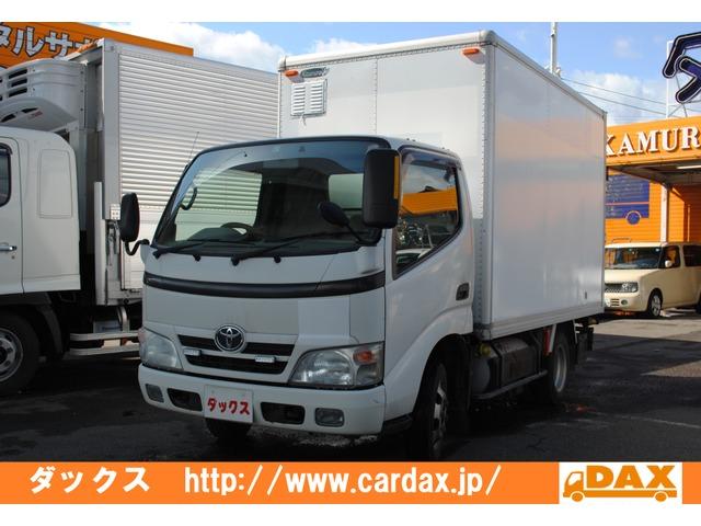 トヨタ ダイナ  パネルバン 1.5t LPG オートマ