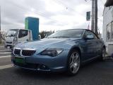 BMW 645Ciカブリオレ