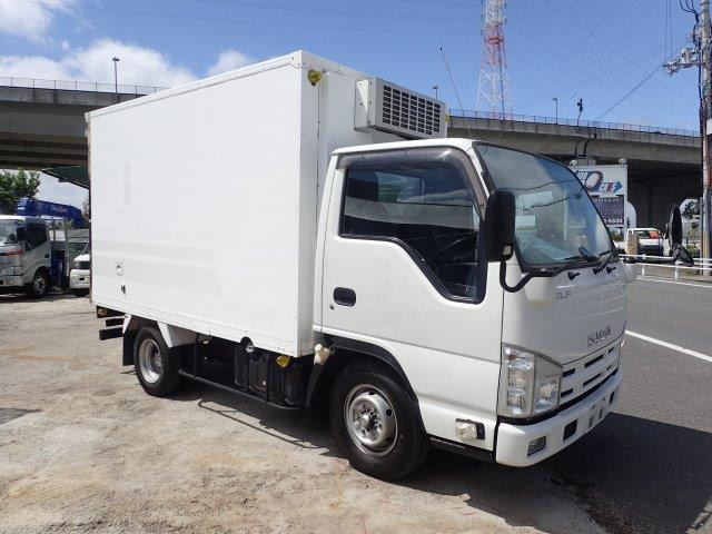 いすゞ エルフ 冷凍車 H22 2t(標準10尺)中温冷凍−7℃