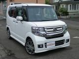 ホンダ N-BOXカスタム G ターボ Lパッケージ 4WD
