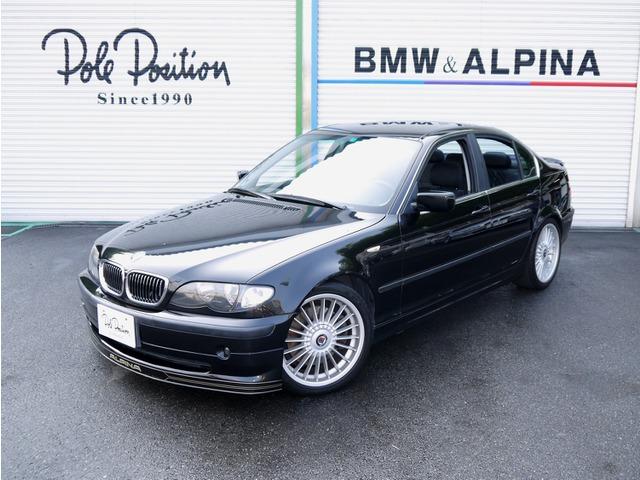 BMWアルピナ B3  S-3.4 最終モデル ニコル物 6MT