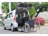 スズキ ワゴンR 車いす移動車
