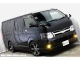 トヨタ ハイエースバン 3.0 スーパーGL プライムセレクション ロング  4WD