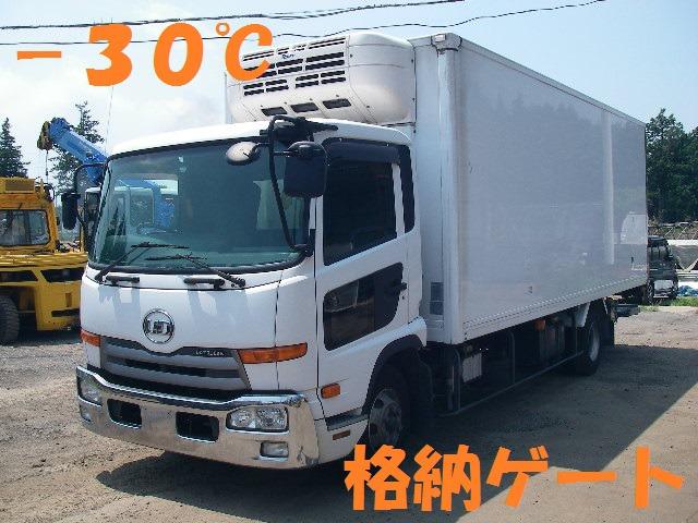 日産ディーゼル コンドル  冷凍冷蔵車-30度設定 格納パワーゲート