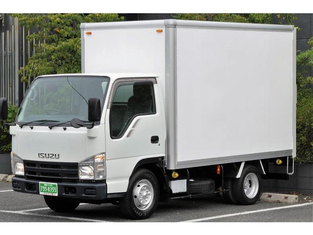 いすゞ エルフ  1.5tパネルバンNOx条例両適合AT車