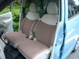 運転席・助手席は使用感少なく大変綺麗です!