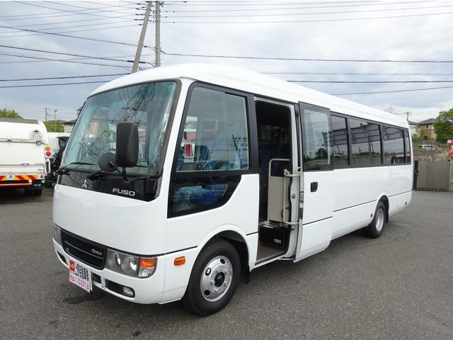 三菱ふそう ローザ  33人乗りバス スーパーロング