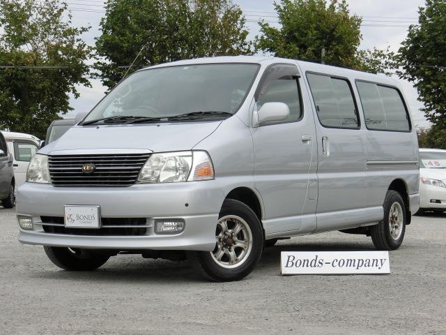トヨタ グランビア  キャンピングカー・4WD・AT