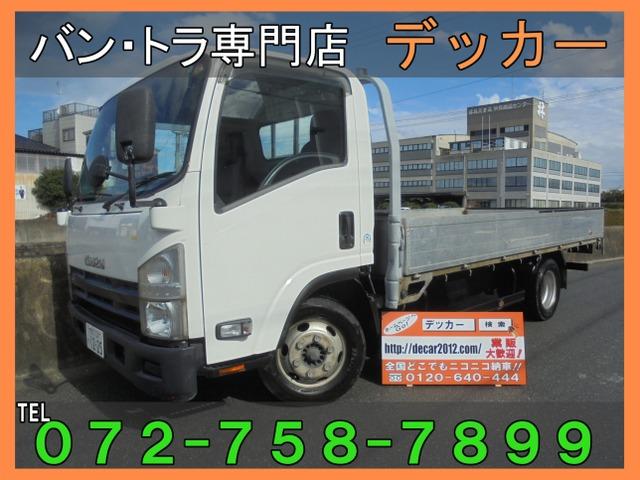 いすゞ エルフ  3t ワイドL アルミ荷寸436-207