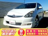 トヨタ ウィッシュ 1.8 X エアロスポーツパッケージ
