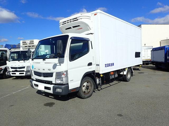 三菱ふそう キャンター 冷凍車 H24 2.9t 中温 -5度 車検付